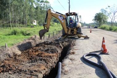 Iniciam obras de recuperação do Acesso Norte de Maracajá