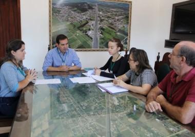 Praça do centro histórico de Maracajá será revitalizada