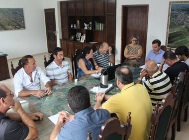 Avança acordo com para retomada da exploração do Morro Maracajá