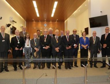 Medalha do Mérito Eleitoral é concedida a 15 pessoas e instituições