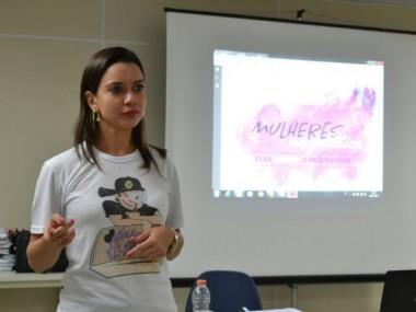 """Campanha """"Mulheres na Política"""" é replicada pelo TRE-RO"""