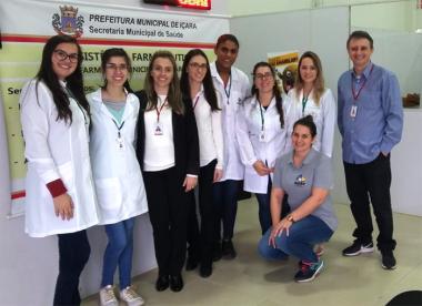 Saúde de Içara e Unesc iniciam parceria farmacêutica