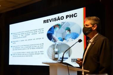 Nova Política Hospitalar Catarinense vai injetar R$ 600 milhões em hospitais