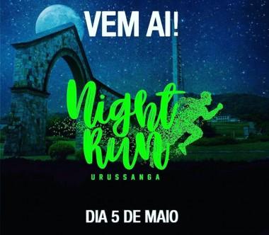 Night Run será realizada neste sábado em Urussanga