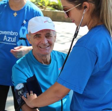 Urussanga promove ações relacionadas ao Novembro Azul e diabetes