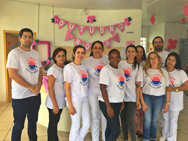 Outubro Rosa: Comunidades de Içara participaram de rodas de conversa