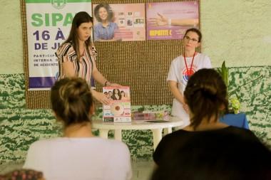 Atividades voltadas à saúde movimentam sábado em Içara