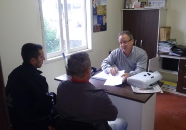 Jair é reeleito no Sindicatos dos Trabalhadores Rurais