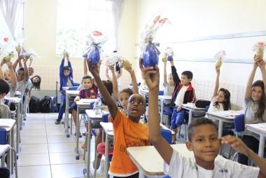 Programa Doce Gesto antecipa Páscoa em Criciúma