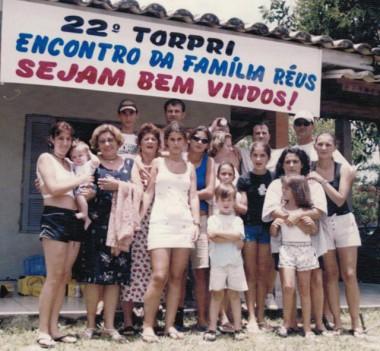 Neste sábado será realizado o 39º Encontro da Família Réus