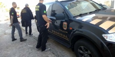 Polícia Federal cumpre buscas em Içara