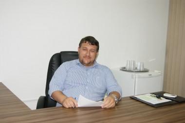 Pipo Collonetti é nomeado Diretor da Câmara em Içara