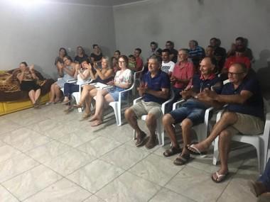 PL busca ampliar filiações realizando reuniões nos bairros em Içara