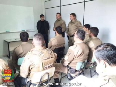 Polícia Militar e setor de fiscalização firmam parceria
