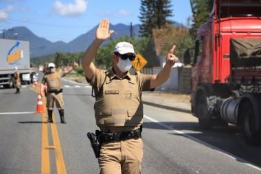 Polícia Militar Rodoviária lança Operação Corpus Christi 2020 em Santa Catarina