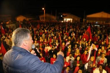 Mariani apoia candidatos do Sul e da Grande Florianópolis