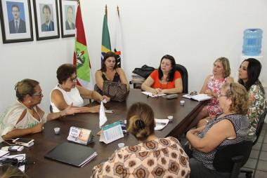 Deputada Ada de Luca fortalece segmento do PMDB