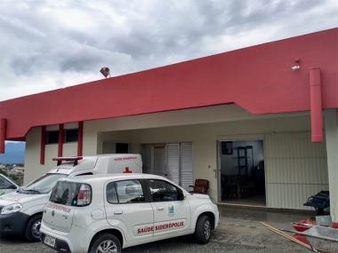Policlínica São Lucas em Siderópolis passa por reforma