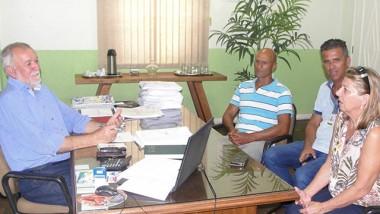 Cocal recebe visita da secretária de cultura de Morro da Fumaça