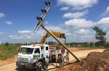 Rio Acima recebe mais capacidade energética