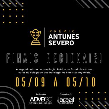 ADVB/SC divulga lista dos semifinalistas regionais do Prêmio Antunes Severo – Profissional do Ano de Marketing e Vendas 2018