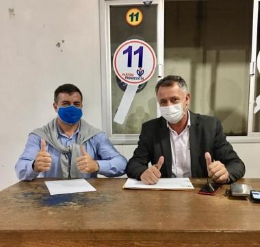 Kammer abre mão da pré-candidatura a prefeito para o Lei Alexandre em Forquilhinha