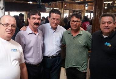 Partido Republicano Brasileiro Içara participa de encontro estadual