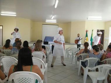Magistério tem Semana de Formação Continuada em Maracajá