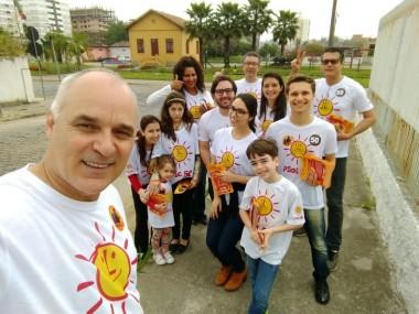 Gilmar Axé e Adriana levam propostas aos eleitores içarenses