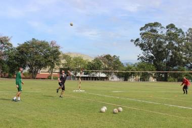 Seleção Brasileira de Punhobol vem treinar na Satc