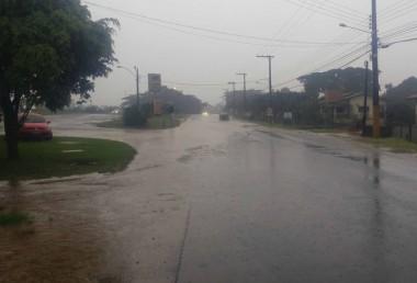 Defesa Civil atenta para possível ciclone em SC