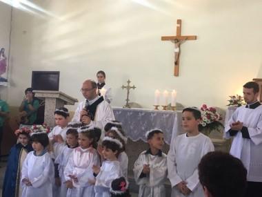 Festa de Santa Rosa de Lima movimenta Sanga Funda