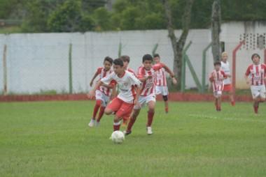 Sub-11 do Caiçara supera o Próspera no Mário Balsini