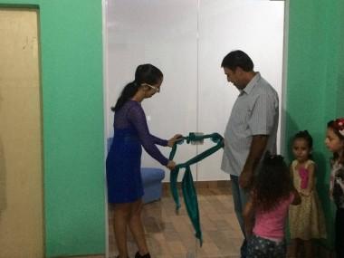 Inauguração da Escola Mundo Encantado foi segunda-feira