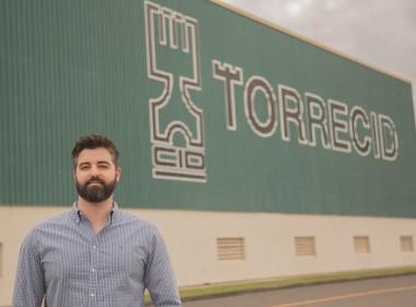 Torrecid está desde 1993 instalada em solo içarense