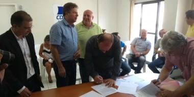 Rotativo municipal terá funcionamento experimental