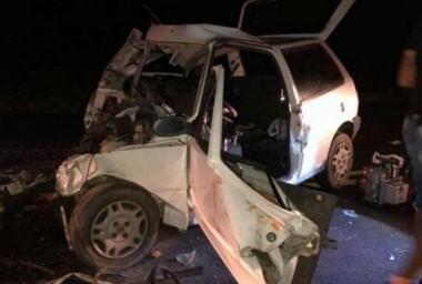 Educadora de Rincão morre em acidente em PR