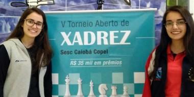 Xadrez de Içara mais perto da vaga olímpica