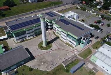IFSC Criciúma inaugura Usina Fotovoltaica
