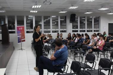 SENAI Criciúma debate ideias criativas e negócios inovadores