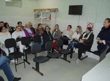 Cocal reúne médicos, enfermeiros e dentistas dos ESFs