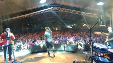 Rincão sedia maior número de shows nacionais gratuitos em SC