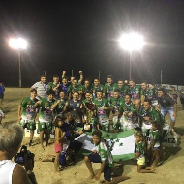Pavei Paletes conquista a Taça Castelo Esportes