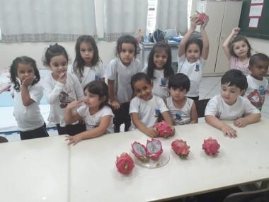 Novos sabores são adicionados à merenda escolar de Urussanga
