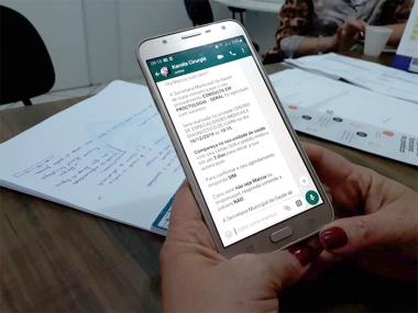 Plataforma é desenvolvida para facilitar atendimentos na saúde