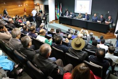 Realização de eventos rurais foi tema de reunião na Alesc
