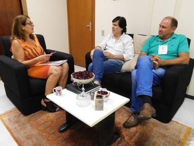 Comarca de Criciúma conta com ajuda em iniciativas no combate à violência contra a mulher