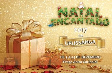 Natal Encantado tem nova atração neste sábado em Urussanga