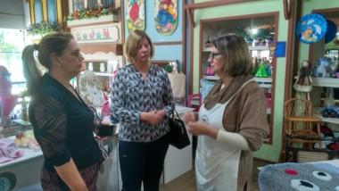 Afave irá ampliar o grupo de voluntárias do projeto Arte Veneza