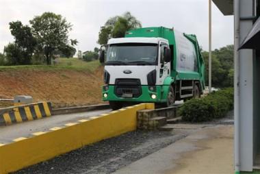 RACLI suspende coleta de lixo na região carbonífera devido a chuva